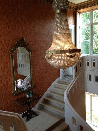 Chateau Lamothe du Prince Noir - Bordeaux : Hallen i inngangspartiet
