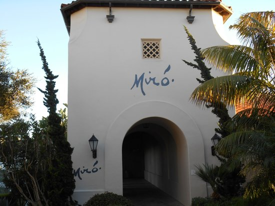 The Ritz-Carlton Bacara, Santa Barbara: Miro Restaurant