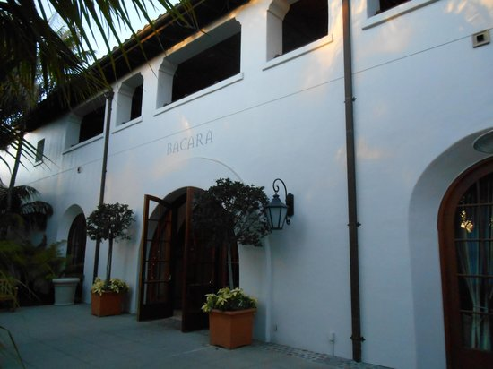 The Ritz-Carlton Bacara, Santa Barbara: Bacara Lobby Building