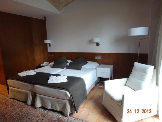 Hotel Mas Falet 1682 : Chambre 11