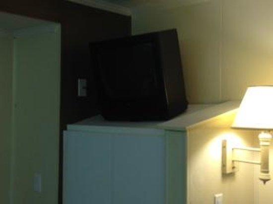 "Microtel Inn & Suites by Wyndham Wilson: Wyndham's 37"" flat screen TV"
