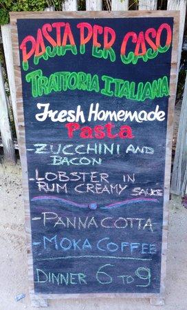 Pasta Per Caso Anna & Armando : Fresh Pasta!!!