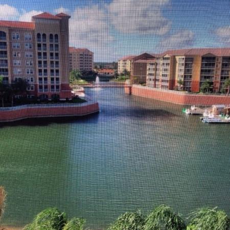Westgate Vacation Villas Resort & Spa: vista desde la habitacion de los edificios 5000