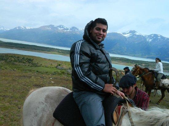 Cabalgata del Glaciar : me encanto
