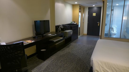 Best Western Premier Amaranth Suvarnabhumi Airport: bedroom