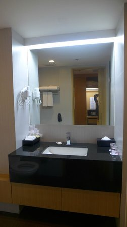 Best Western Premier Amaranth Suvarnabhumi Airport: bathroom