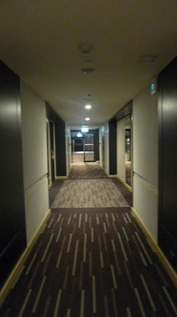 Best Western Premier Amaranth Suvarnabhumi Airport: corridor on room floor