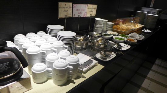Best Western Premier Amaranth Suvarnabhumi Airport: breakfast room