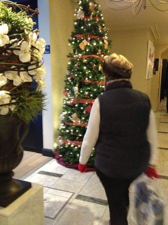 Flanders Hotel: Christmas