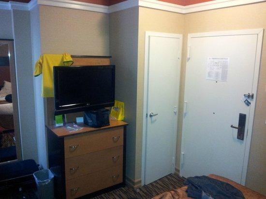 La Quinta Inn & Suites Manhattan: Quarto