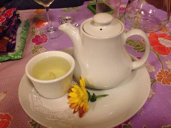 Lemongrass Tea Yummmm Picture Of Thai Lotus Flower Taunton