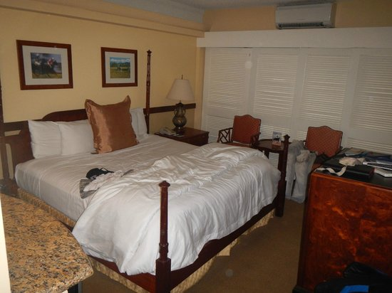 The Equus Hotel: Comfy bed