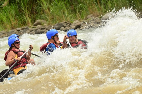 Wave Expeditions: Rafting