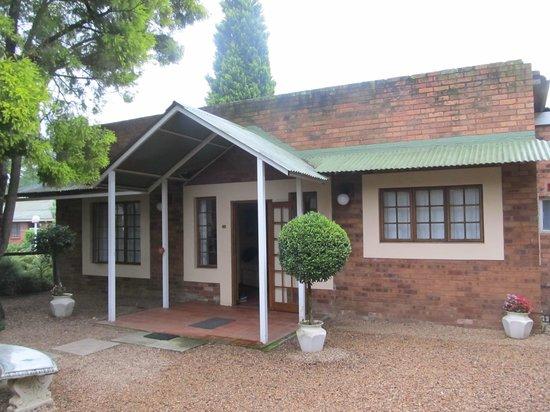 Ascot Inn: 2 bedroom cottage