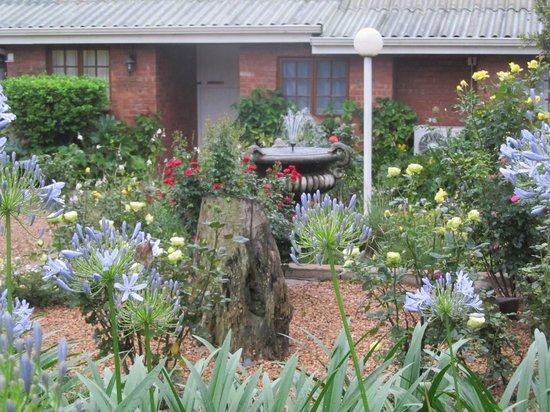 Ascot Inn: Gardens