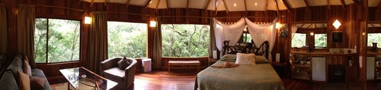 Hidden Canopy Treehouses Boutique Hotel : Rising Sun Treehouse