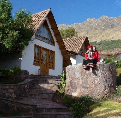 Villa Pachatusan: guests