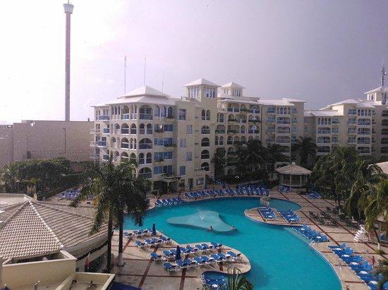 Occidental Costa Cancun: Un lindo despertar