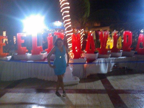 Occidental Costa Cancun: La noche navideña