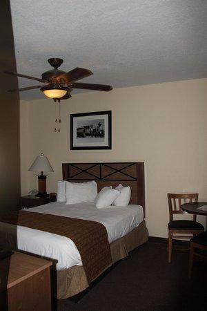 Furnace Creek Inn and Ranch Resort: Chambre1
