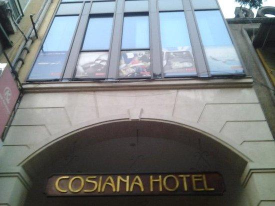 Cosiana Hotel Hanoi : Cosina hotel