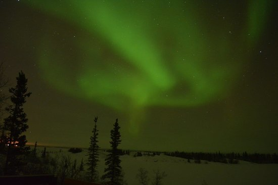 Yellowknife Outdoor Adventures: Aurora