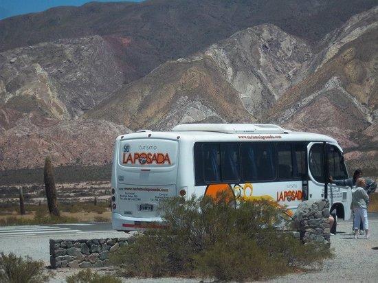 Turismo La Posada Day Tours