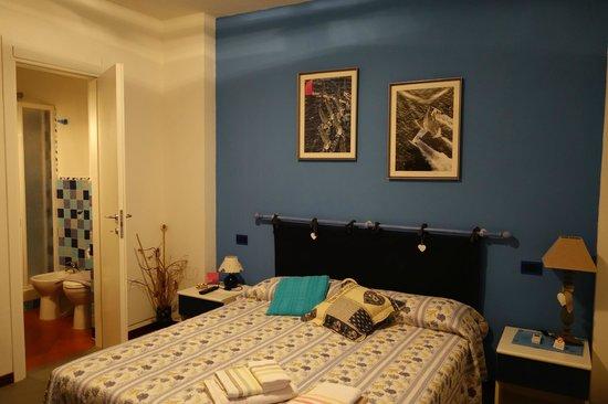 Affittacamere 5terremare: Blue Room