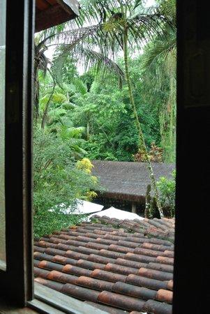 Pousada Todas as Luas: Vista da nossa janela
