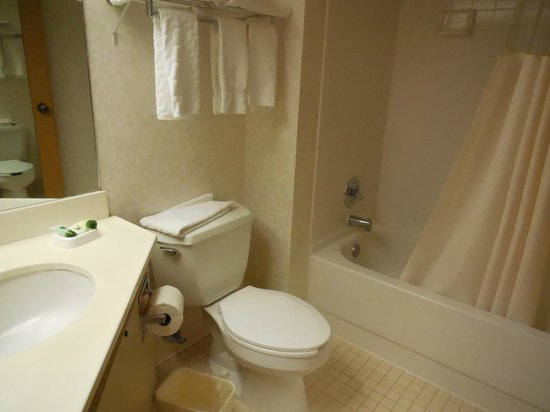 Best Western Plus Dayton Northwest: Bathroom