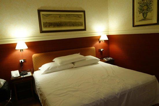 Cosmopolita Hotel: standard room