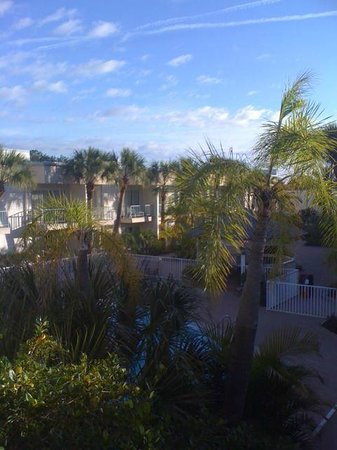 La Quinta Clearwater Central : Room with a view