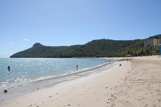 Reef View Hotel : Beach