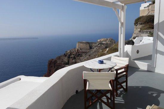 Esperas: our own balcony