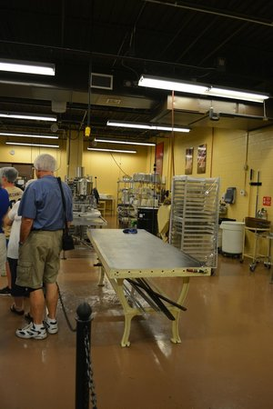 Whetstone Chocolates : Whetstone Factory Tour