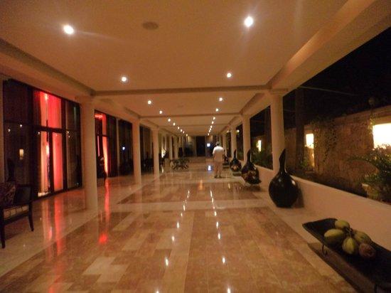 Paradisus Punta Cana Resort: Ambiente de recepção