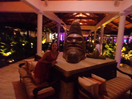 Paradisus Punta Cana Resort: Ambientes de entrada