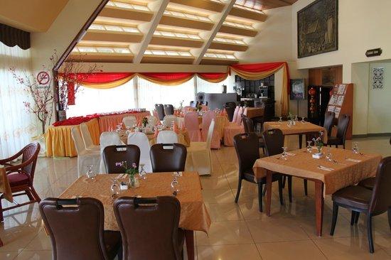 Hotel Perkasa: Hotel Restaurant