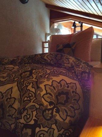A Stone Wall Inn: Stargazer Room