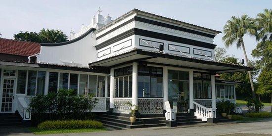 Sembawang Park: Historic Beaulieu House