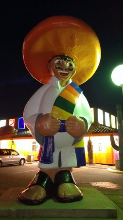 South of the Border: Pedro