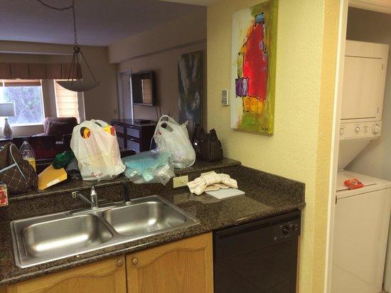 Silver Lake Resort : Kitchen