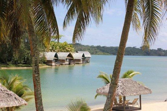 Holiday Inn Resort Vanuatu: View from restaurant