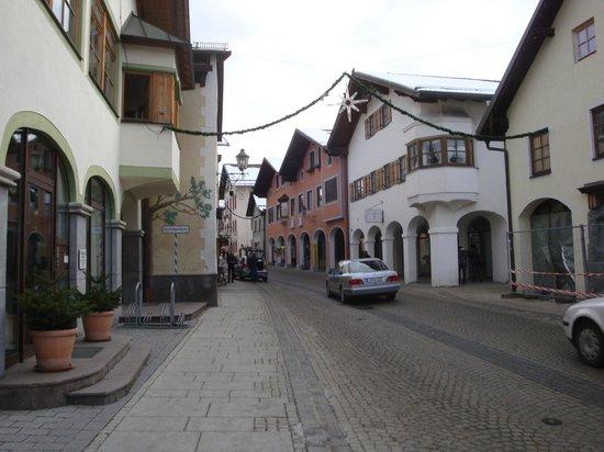 All Things Garmisch - Day Tours: Typical Partenkirchen street