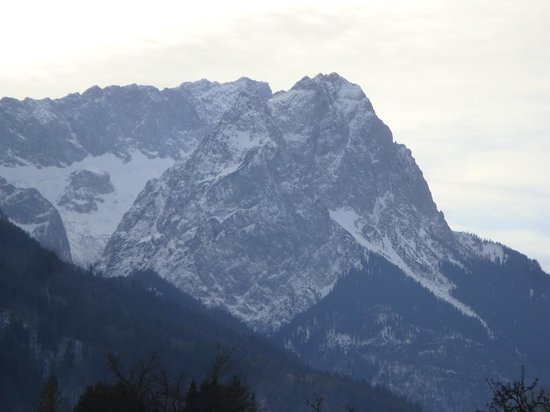 All Things Garmisch - Day Tours: A view of Zugspitz-the highest peak in Germany