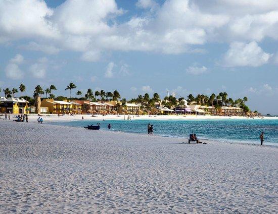 The tamarijn resort as seen from divi aruba picture of - Divi aruba and tamarijn aruba ...