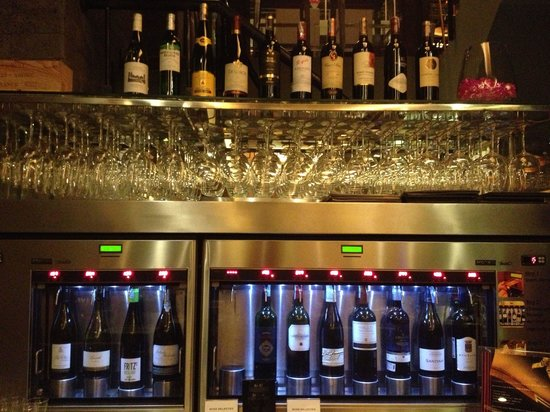 Wine Embassy: Dispenser of leading wines from around the world