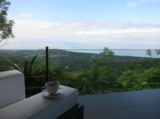 Kura Design Villas Uvita: perfect morning