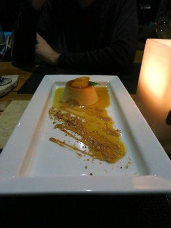 Kura Design Villas Uvita: dessert