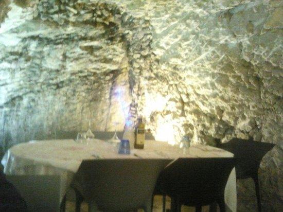 Hotel Silvana: la grotta!